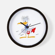 Cool Zebra fish Wall Clock