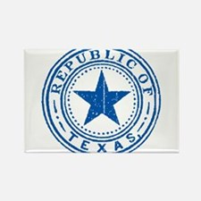 Republic of Texas Old state seal Magnets