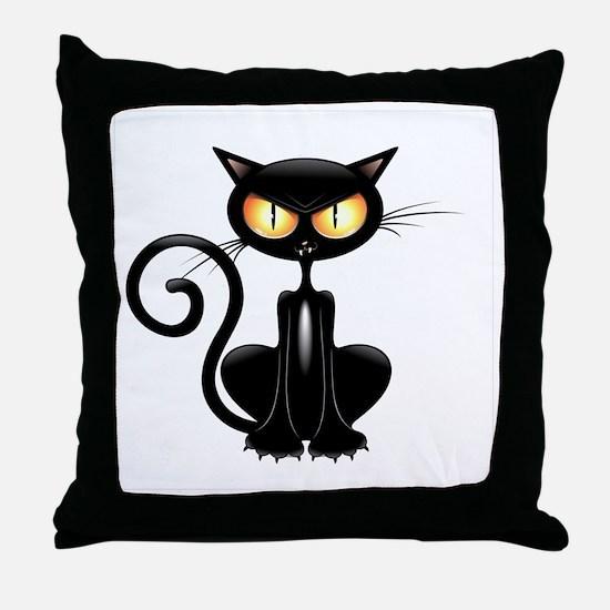 Unique Ca Throw Pillow