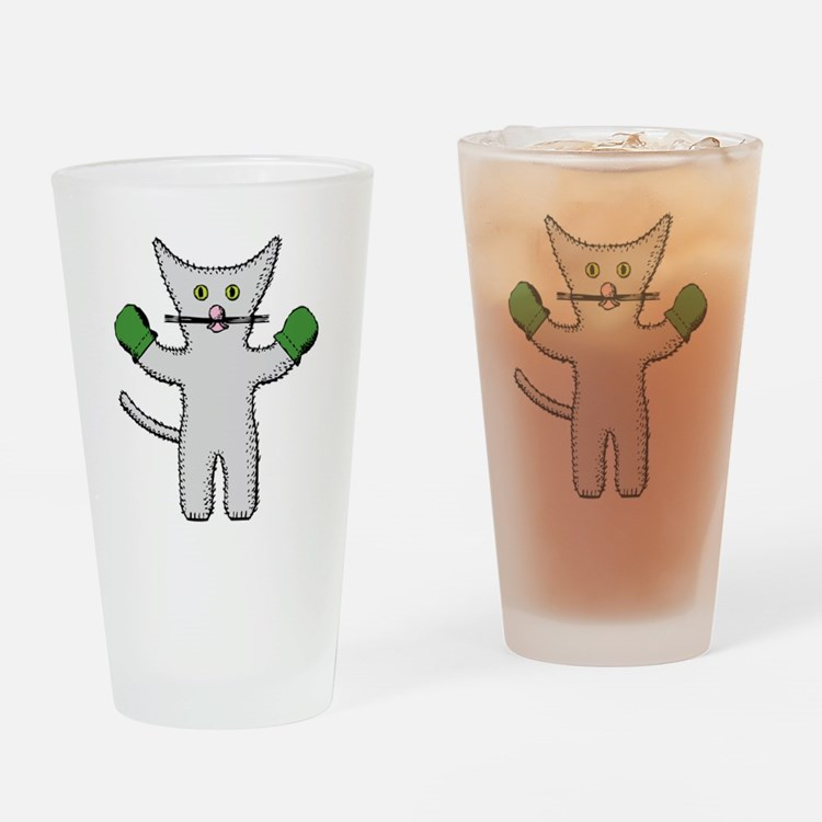 Cute Clip art Drinking Glass