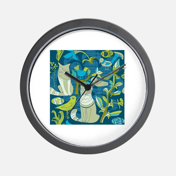 Cute Butterfly shaped Wall Clock