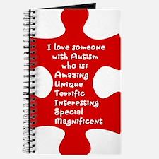 Autism Acrostic Journal