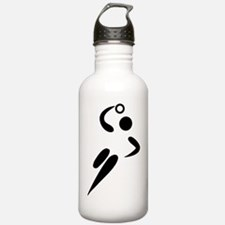 Unique Sports clips Water Bottle