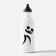 Unique Pictogram Water Bottle