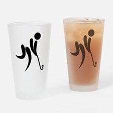 Cute Sports clips Drinking Glass