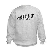 Male Dancer Sweatshirt