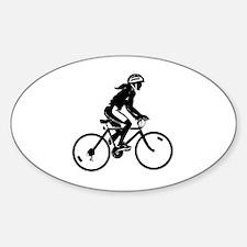 Unique Sports motto Sticker (Oval)