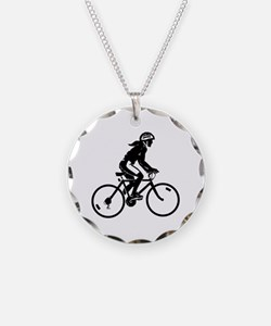 Cute Sports motto Necklace