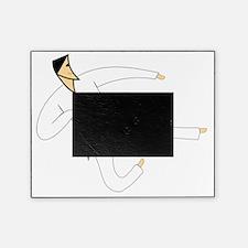 Funny Black belt Picture Frame