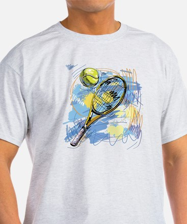 Funny Tennis T-Shirt