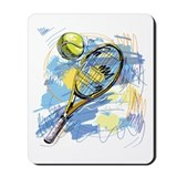 Tennis Mouse Pads