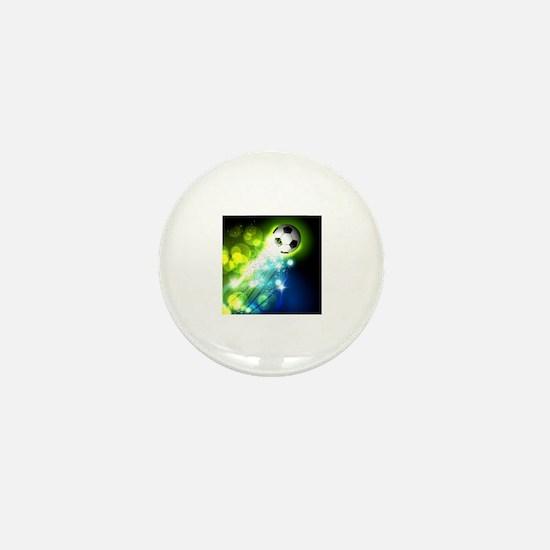 Cute Grasses Mini Button