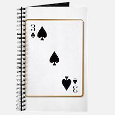 Three Spades Journal