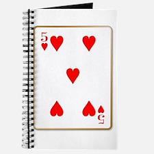 Five Hearts Journal