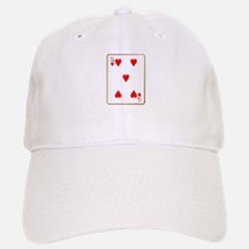 Five Hearts Baseball Baseball Cap