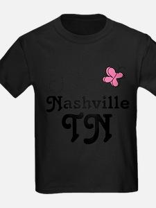 Nashville Tennessee Gif T-Shirt