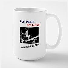 Cool Music Hot Guitar Mugs