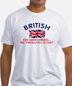 Good Lkg British 2 T-Shirt