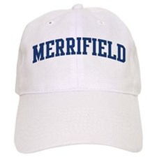 MERRIFIELD design (blue) Baseball Cap