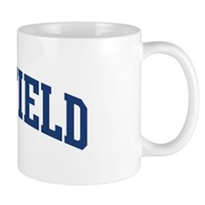 MERRIFIELD design (blue) Mug