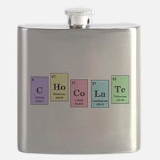 Elemental Chocolate Flask