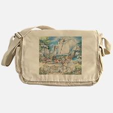 Sailing the Phoenix Messenger Bag
