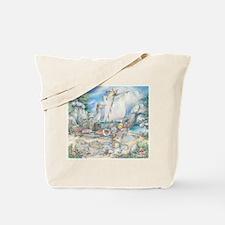 Sailing the Phoenix Tote Bag