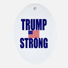 Cool Politics Oval Ornament