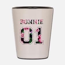 Cute Bonnie Shot Glass