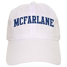 MCFARLANE design (blue) Baseball Cap