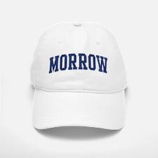MORROW design (blue) Baseball Baseball Cap