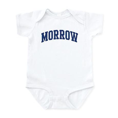 MORROW design (blue) Infant Bodysuit
