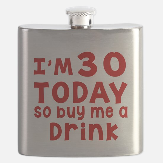 I am 30 today Flask