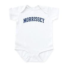 MORRISSEY design (blue) Infant Bodysuit