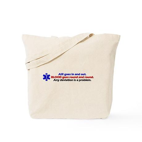 Air/Blood... Tote Bag