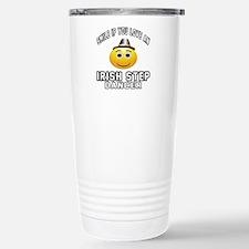 Irish Step Dancer Desig Travel Mug