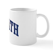 MCELRATH design (blue) Mug