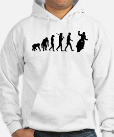 Motorcycle Evolution Hoodie Sweatshirt