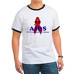 AIDS RIBBON Ringer T