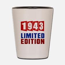 1943 Limited Edition Birthday Shot Glass