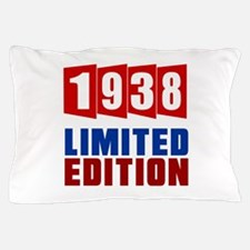 1938 Limited Edition Birthday Pillow Case