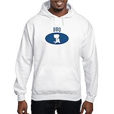 BBQ (blue circle) Hoodie