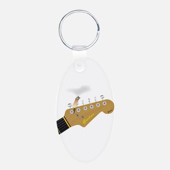 Headstock Cigarette Keychains