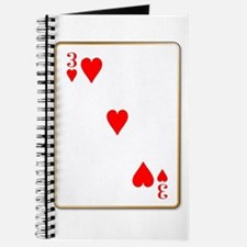 Three Hearts Journal