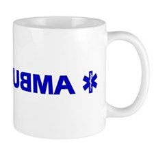 Ambulance [backward] w/SOL Small Mug