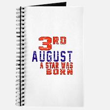 3 August A Star Was Born Journal
