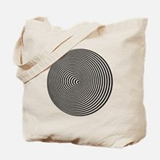 Funny Optical illusions Tote Bag