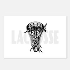 Lacrosse Nuff Said Postcards (Package of 8)
