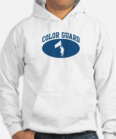 Color Guard (blue circle) Hoodie