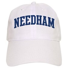 NEEDHAM design (blue) Baseball Cap